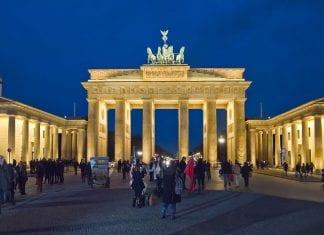 Berlin Arival