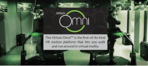 Virtuix Omni Brochure