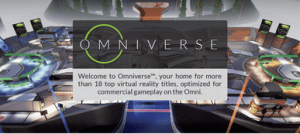 Virtuix Omniverse Brochure
