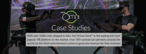 Virtuix Omni – Case Studies
