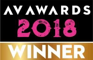 AV Magazine awards winner logo