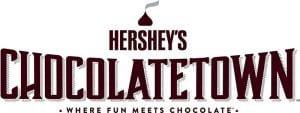 Hersheypark chocolatetown logo
