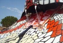 king cobra waterslide by polin waterparks