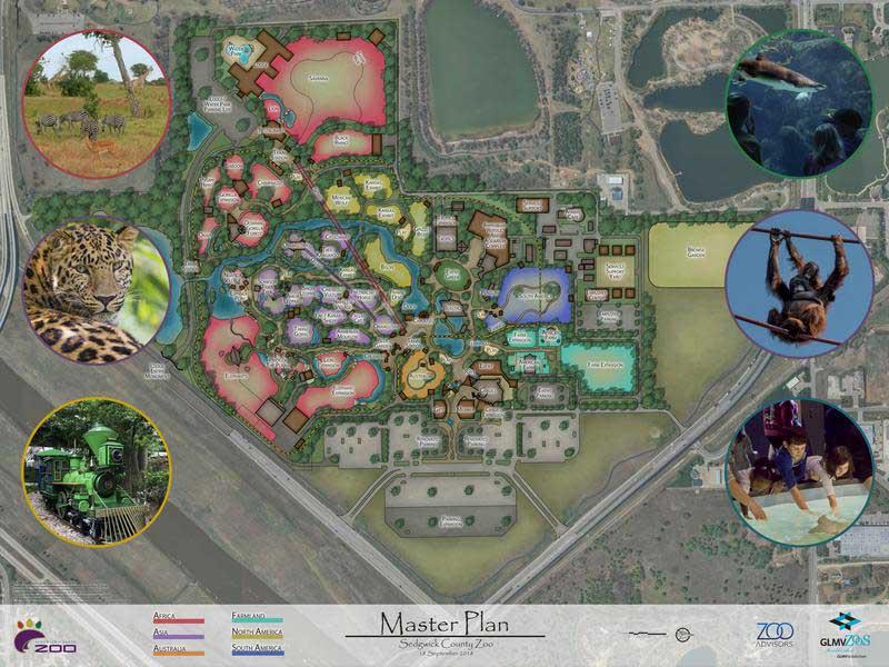 Sedgwick County Zoo reveals destination masterplan