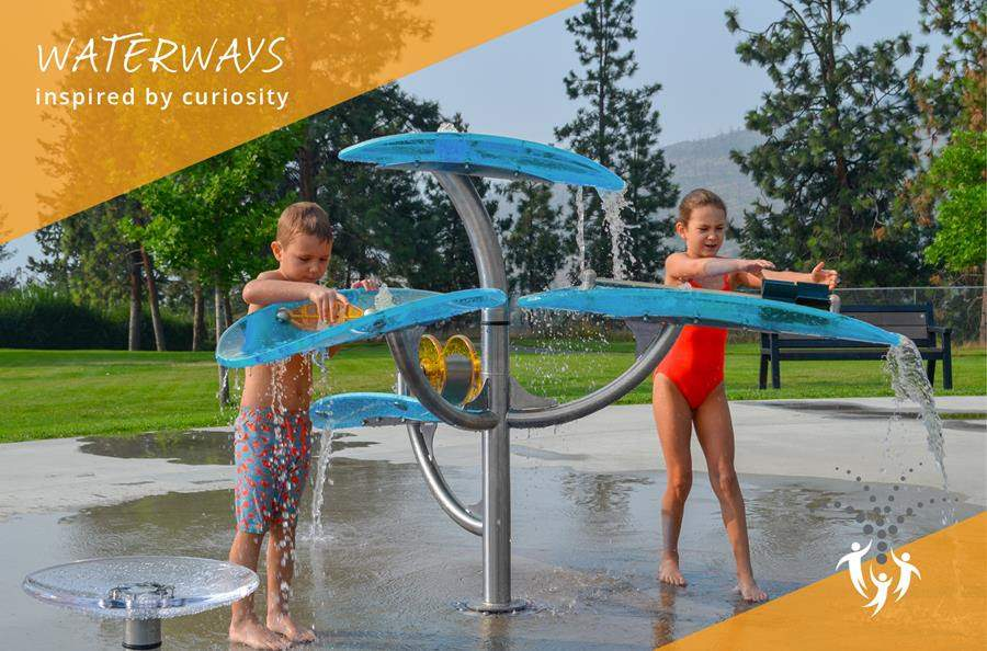 waterways collection of aquatic play products by waterplay