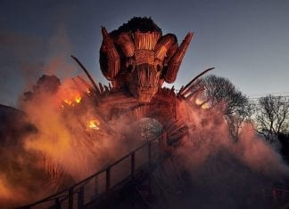 wicker man alton towers