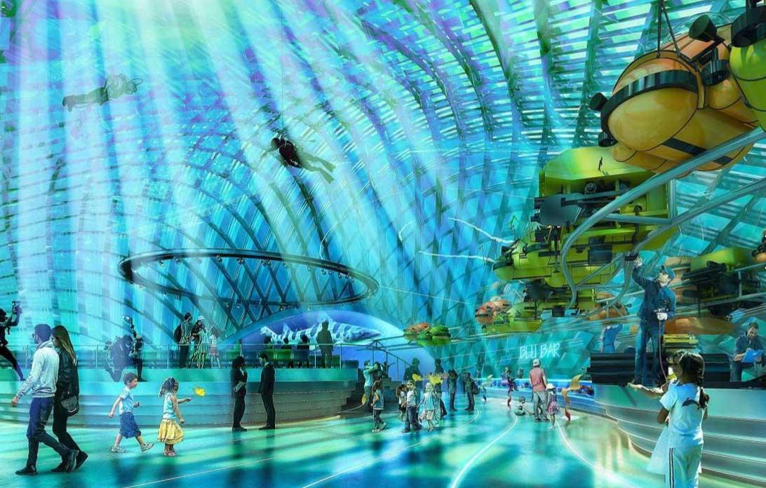 San Francisco Aquarium $200m Bay Ecotarium transformation ...