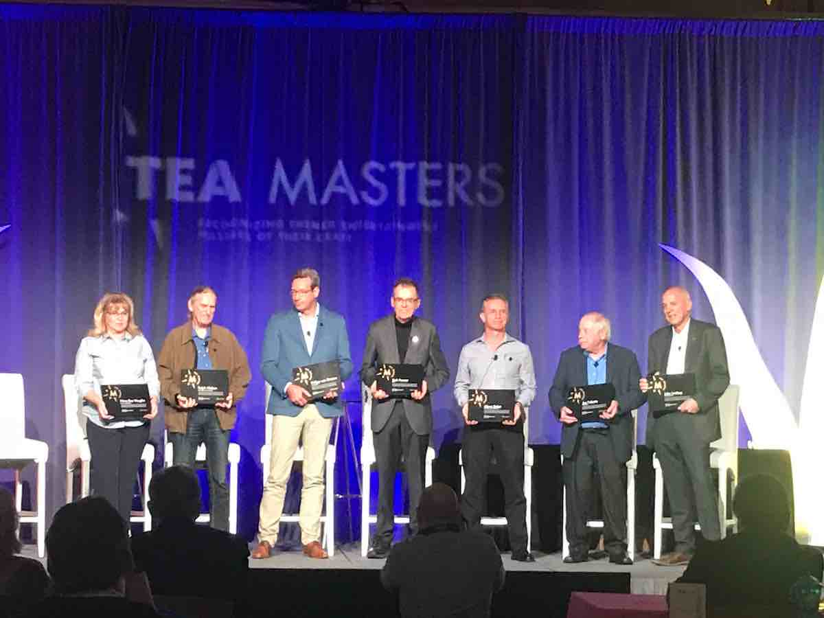 TEA Masters winners SATE 2018