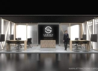 Brass Ring Awards legacy entertainment booth iaapa expo 2018