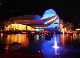 Grand Aquarium Hong Kong Ocean Park Konzen