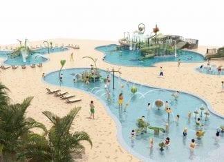 vortex aqua park, melia circle resort punta cana