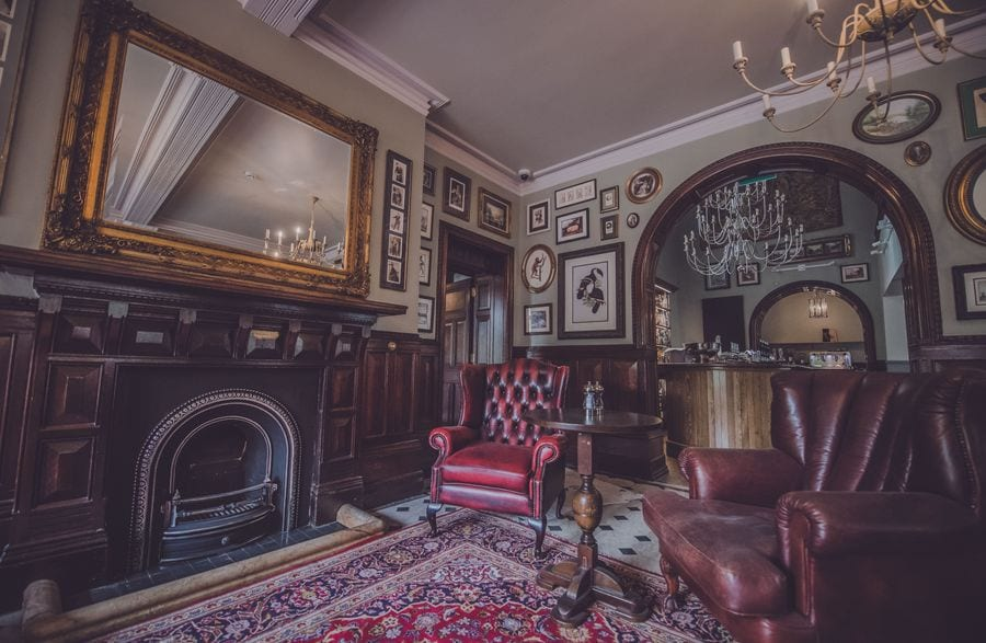 Oakfield House interior, Chester Zoo