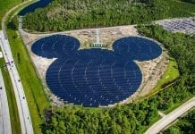 Walt Disney World prepares to switch on solar facility