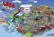 Legoland Florida reveals rides in the Lego Movie World
