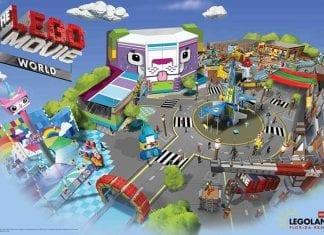 THE LEGO MOVIE WORLD LEGOLAND Florida