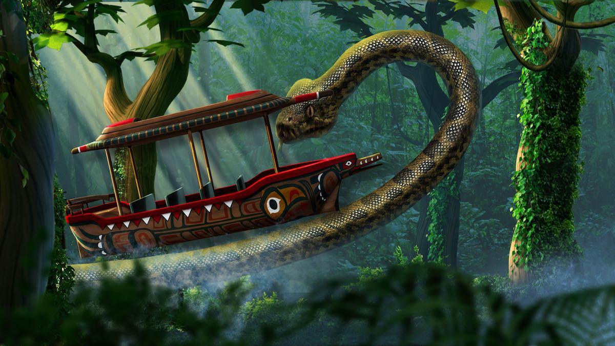 cavu designwerks amazon drifter giant snake
