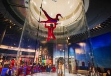 SkyVenture expands global team as demand for iFLY indoor skydiving attraction soars