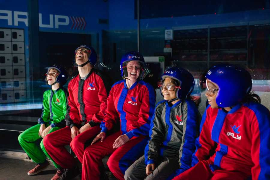 iFLY participants