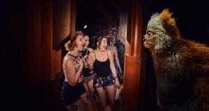 Halloween horror nights the shining HHN17rhythm of fear