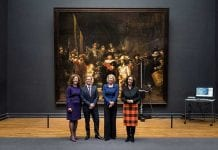 Rijksmuseum, Amsterdam, to livestream art restoration