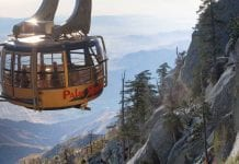 Guru app makes waiting time fly at Palm Springs Aerial Tramway
