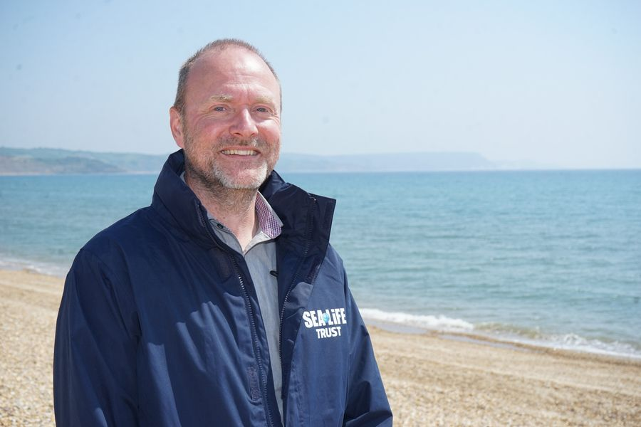 Andy Bool, SEA LIFE Trust
