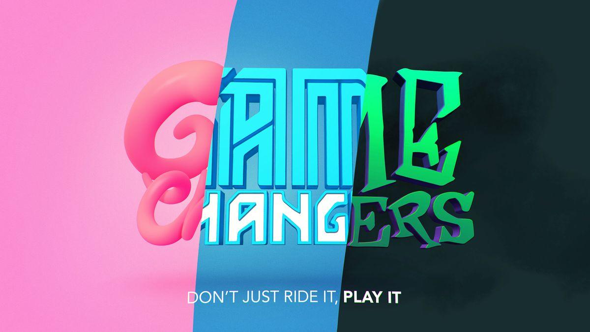 CAVU Designwerks, Framestore, Game Changers Logo