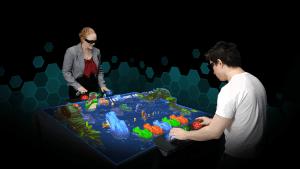 Euclideon Entertainment – Hologram Arcade...