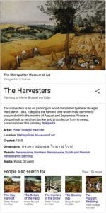 Knowledge Graph The Met
