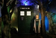 Doctor Who Madame Tussauds Blackpool Sarner