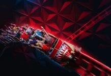 Europa-Park CanCan Coaster