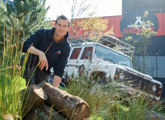 Bear Grylls Adventure birmingham