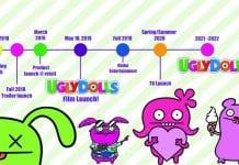 uglydolls timeline