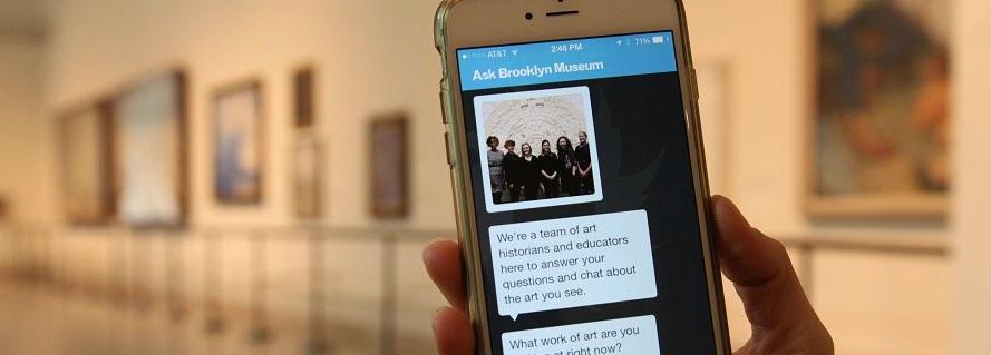 ask app brooklyn museum.