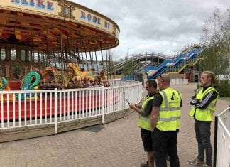 mobaro park used by UK attractions - Dreamland Margate