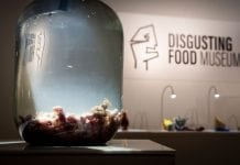 Mouse Wine, Disgusting Food Museum