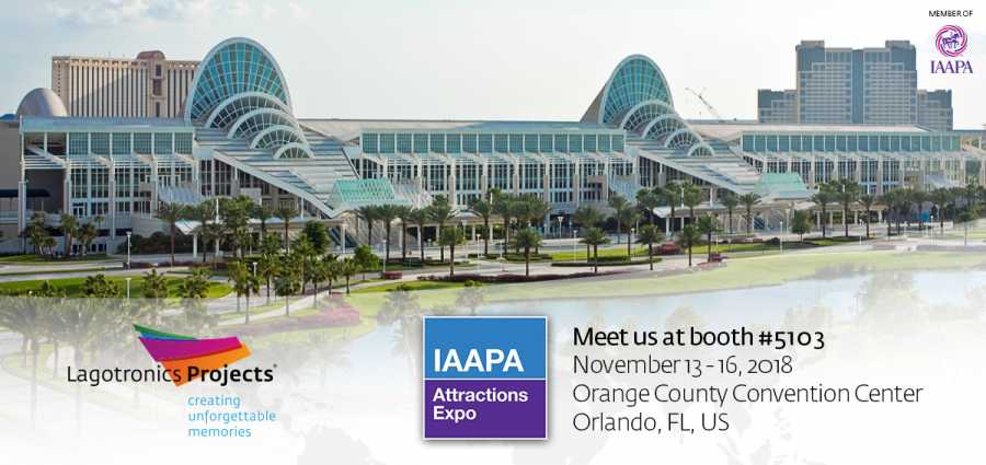 lagotronics projects at iaapa