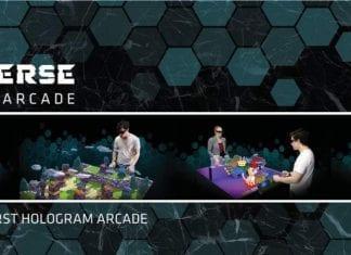 euclideon holoverse hologram arcade avenues mall oman