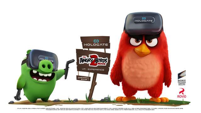 angry birds hologate rovio