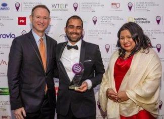 GeoTourist_WTM award
