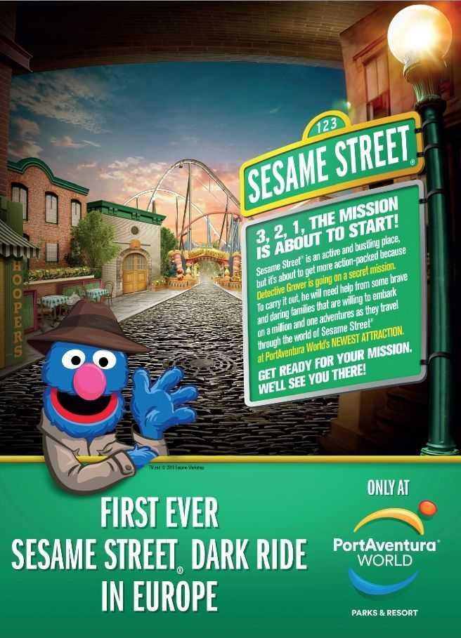 PortAventura_SesameStreet_darkride