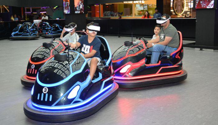 Tekzone – Kuwait's new future-proof FEC concept   blooloop