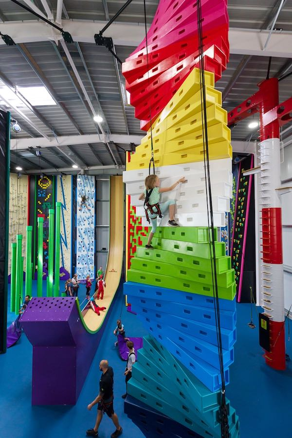 Clip n Climb Mainz Twister sportainment