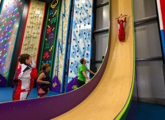 Clip n Climb Mainz sportainment