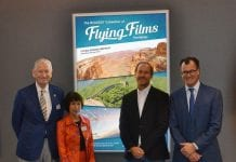 Come fly with them –SimEx-Iwerks partners with MacGillivray Freeman Films