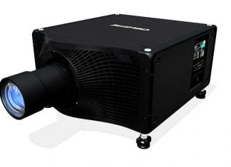 Christie Mirage SST projector