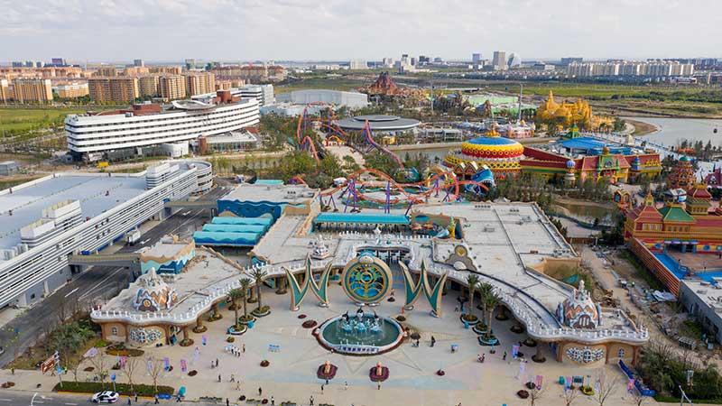 Shanghai Haichang Ocean Park Legacy Entertainment