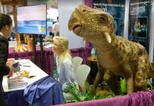 zgong city dragon culture dinosaur iaapa international attractions expo 2018.