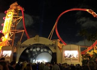 iaapa party at universal orlando international attractions expo 2018