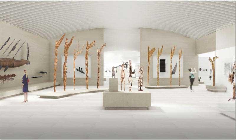 The Met AAOA museum renovation